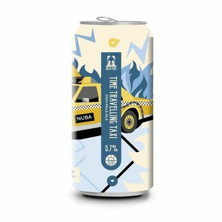 Brew York - Time Traveling Taxi
