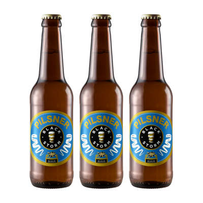x3 bottles - PILSNER