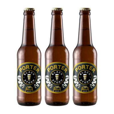 x3 bottles - PORTER