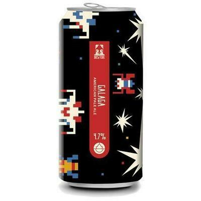 Brew York - Galaga