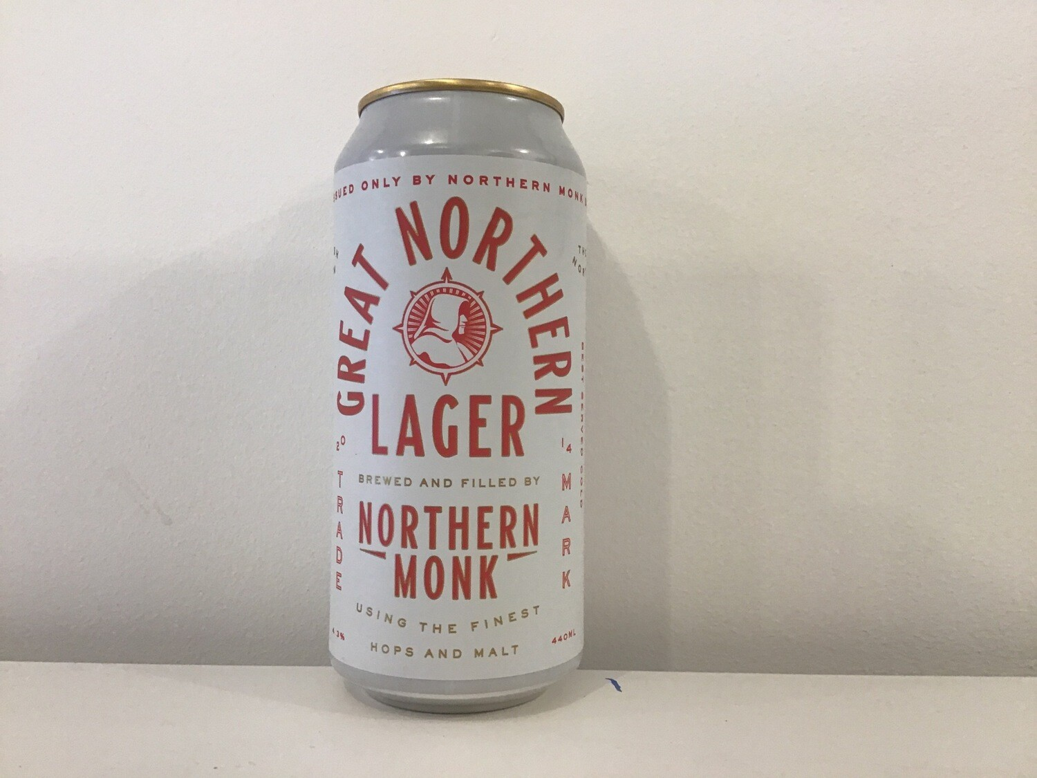 Northern Monk - Great Northern Lager