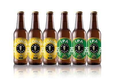 BS IPA 500ml Bottles