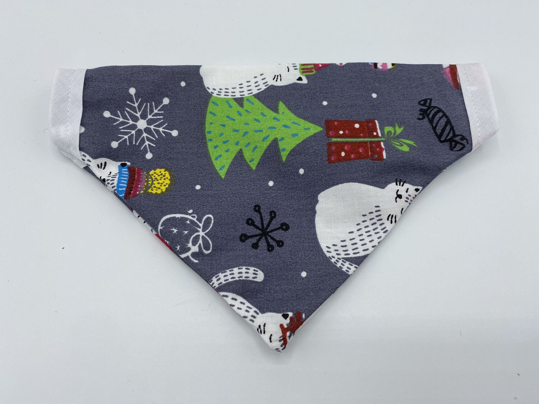 Bandana de Noël - taille S
