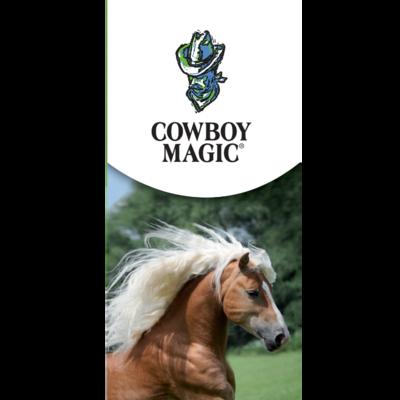 Cowboy Magic products flyer
