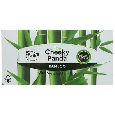 The Cheeky Panda Bamboo Tissues