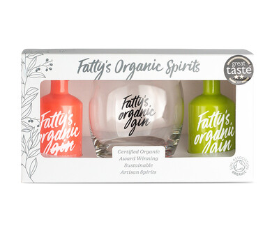 Fatty's Organic Gift Set