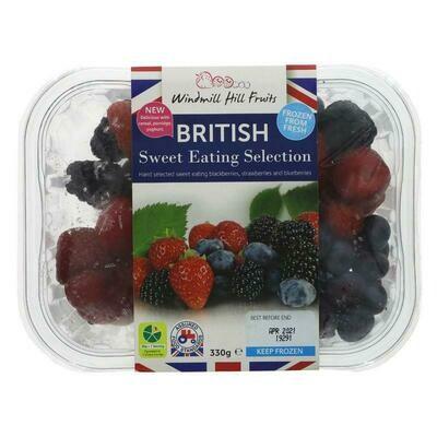 British Frozen Mixed Fruit