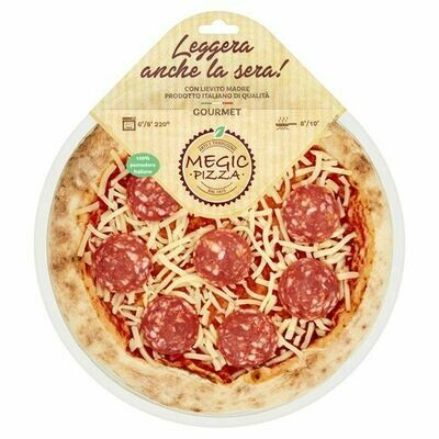 Megic Pizza - Italian Spicy Salami