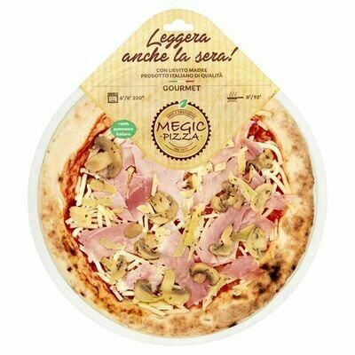 Megic Pizza - Capricciosa