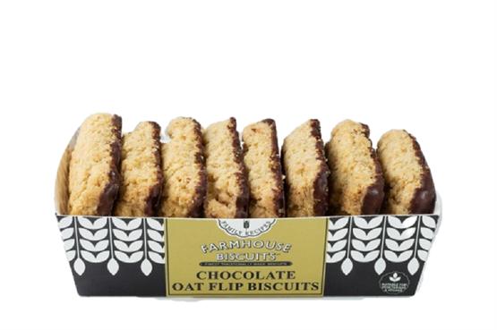 Farmhouse Biscuits Choc Oat Flip
