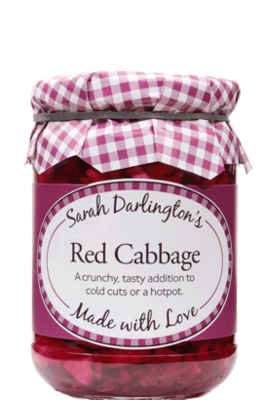 Sarah Darlingtons Red Cabbage