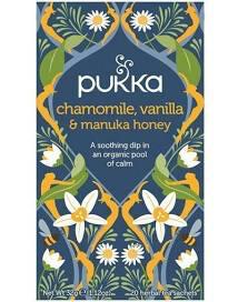 Pukka Camomile Vanilla