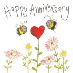 Alex Clark Anniversary Bee