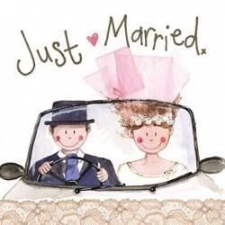 Alex Clark Just Married