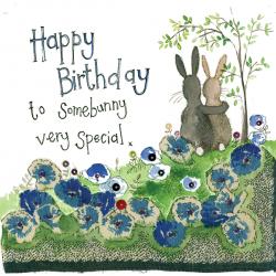 Alex Clark Somebunny Special Birthday