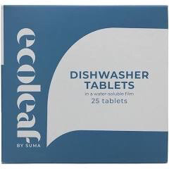 Ecoleaf Dishwasher Tablets (25)