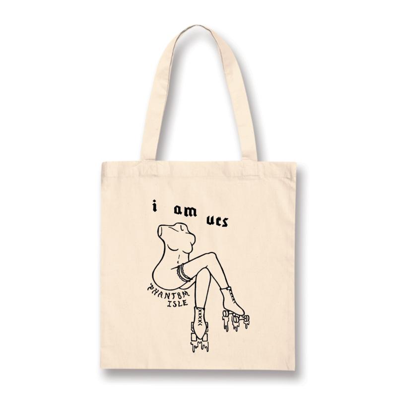 I Am Urs - Tote bag