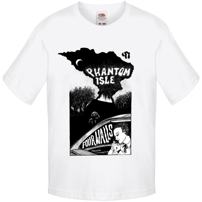 Four Walls - T-Shirt