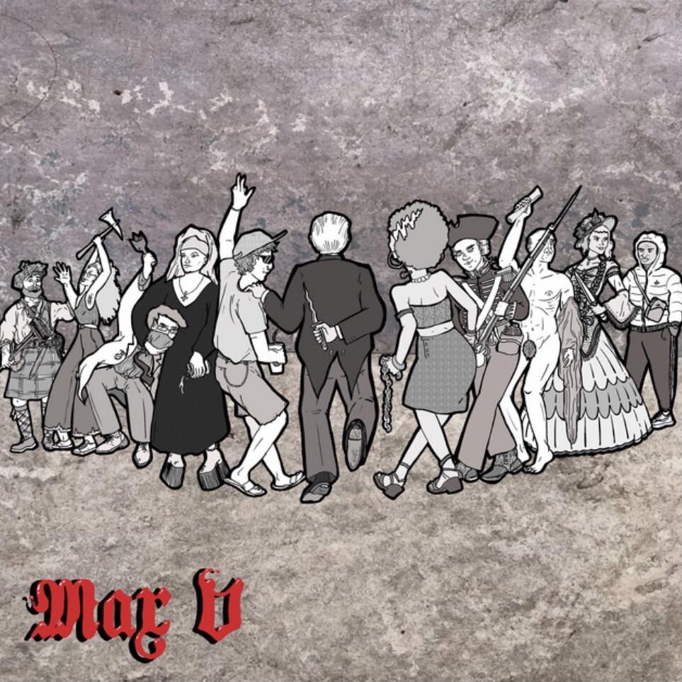 MAR V - Single CD