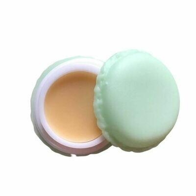 Shea Butter Lip Balm - Macaron - Peppermint
