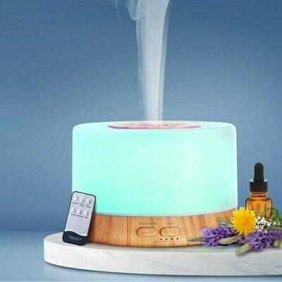 DEVANTI Aroma Diffuser Aromatherapy LED Night Light