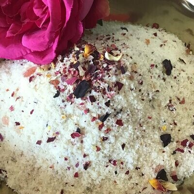 Lavender Dead Sea Salt & Milk Bath