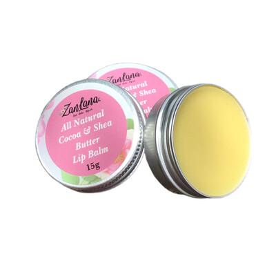 All Natural Handmade Lip Balm - 15g