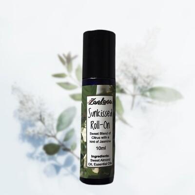 Sunkissed Roll-On Perfume 10ml