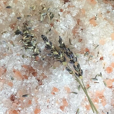 Lavender & Lemon Luxury Bath Soak