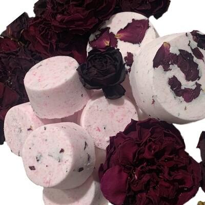 Rose Petal Shower Steamer