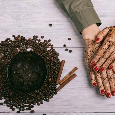 Invigorating Coffee Scrub