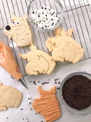 Scooby Doo DIY Cookie Kit