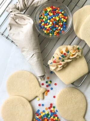 DYI Birthday Cookie Decorating Kit