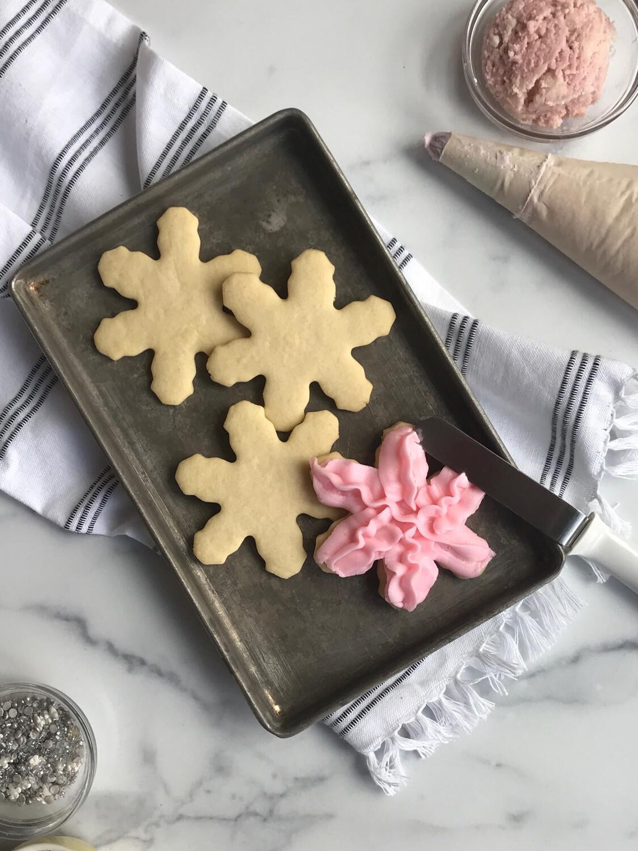 DYI Frozen Cookie Kit