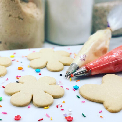 DYI - NHS Flower Cookie Kit (Fundraiser)