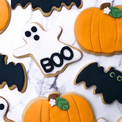 Halloween Fun Cookies