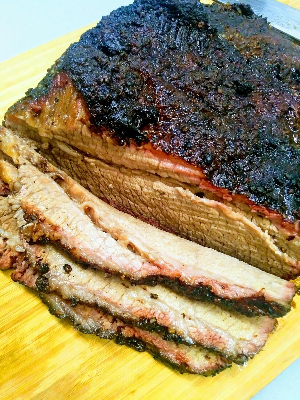 The Smoked Bacchus Brisket Sandwich