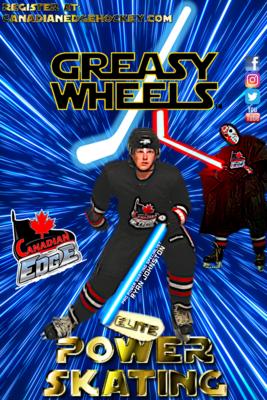"""Greasy Wheels"" Power Skating Training Camp"