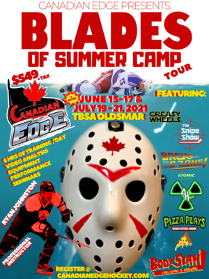 BLADES OF SUMMER CAMPS