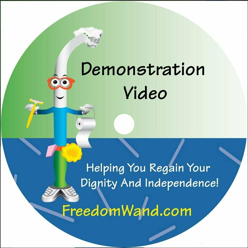 FreedomWand® Instructional DVD