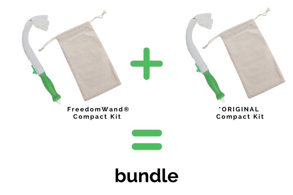 FreedomWand® ORIGINAL Compact Kit Bundle