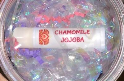 Chamomile Jojoba All Natural Lip Balm