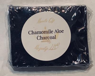 Chamomile Aloe Charcoal Soap (2 PACK)