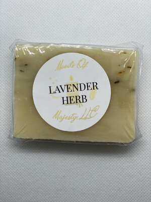 Lavender Herb Soap Bar