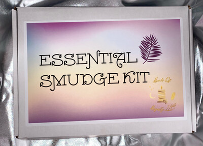 Essential Smudge Kit