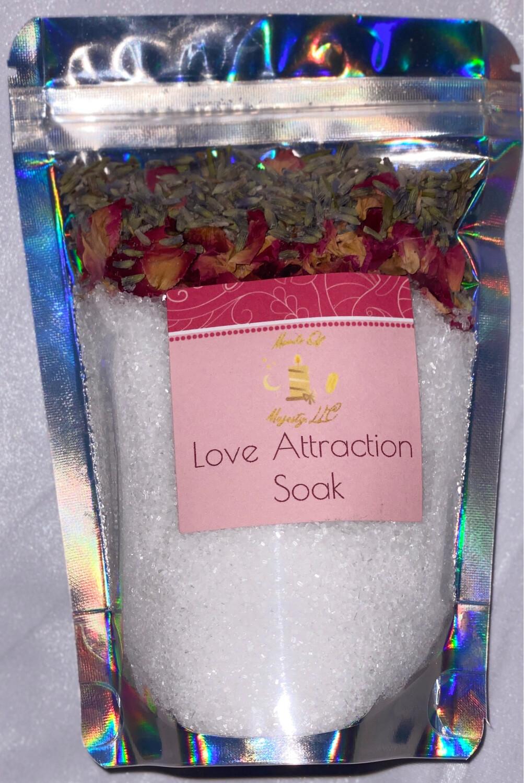 Love Attraction Soak