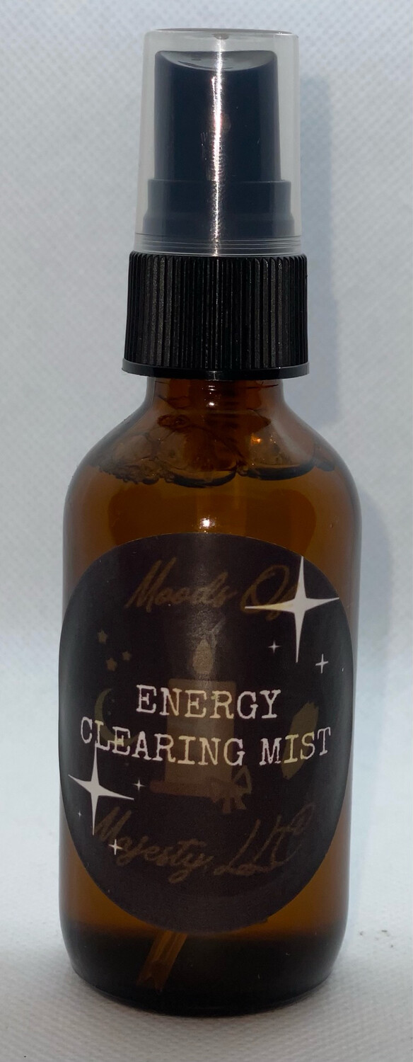 Energy Clearing Mist