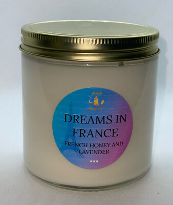 Dreams In France Candle