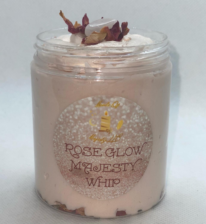 Rose Glow Majesty Whip