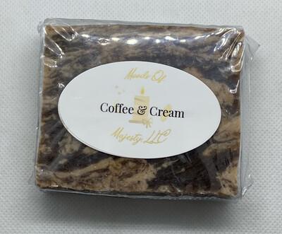 Coffee & Cream Soap Bar